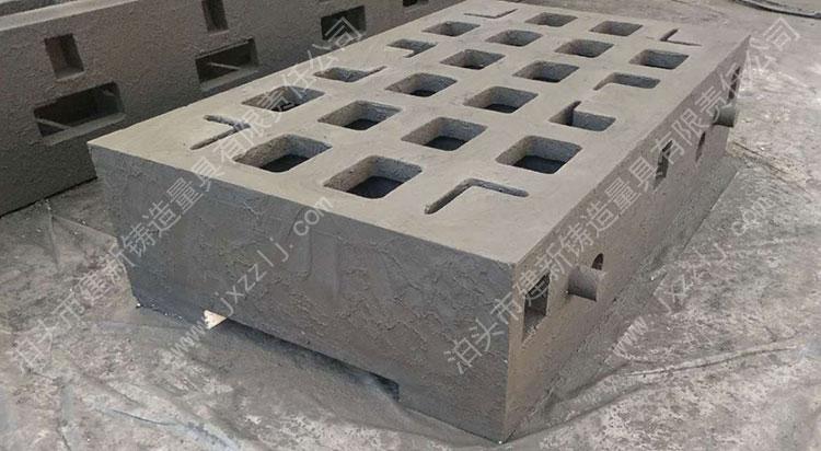 铸铁平台铸造