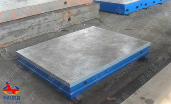 铸铁平面测量平台