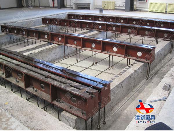 槽铁, T型槽槽铁,地梁,地槽铁,基础槽铁